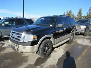 2009 Ford Expedition Eddie Bauer 4X4 Leather