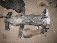 Subaru Impreza Turbo 2000 5 speed Gearbox & Diff TY754VN1AA