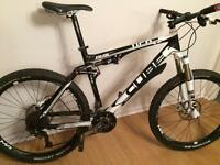 Cube mountain bike ams 110