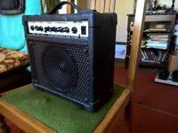 15 watt guitar amp