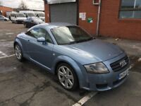 2005 Audi TT Quattro Automatic Leather Good Runner with history and mot