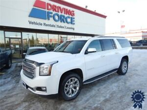 2016 GMC Yukon XL SLT 8 Passenger 4X4 w/Leather Seats, Sunroof