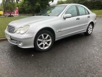 Mercedes c class auto petrol