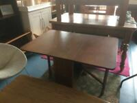 Vintage dining table
