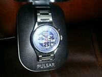 Pulsar gents watch by Seiko