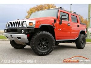 2008 Hummer H2 SUT LUXURY \ CLEAN CARPROOF