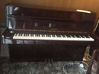 Piano for Sale - Legnica Upright Full Iron Frame Overstrung