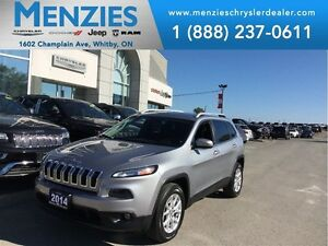 2014 Jeep Cherokee North 4x4, Bluetooth, Sirius, Clean CARPROOF