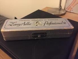 Larry Adler professional 16 harmonica
