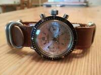 Primato vintage chronograph watch