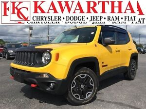2015 Jeep Renegade NOT A  RENTAL! TRAILHAWK, BLUETOOTH, MY SKY D