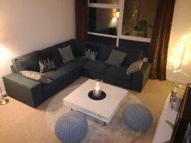Ikea Kivik 5 seat corner sofa