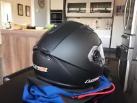 Brand new LS2 motor bike helmet