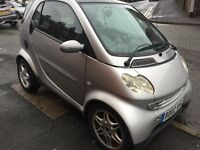 SMART FORTWO 2002 FULL HEATED LEATHER