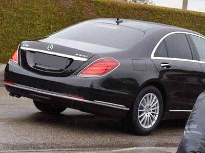 Tönungsfolie passgenau Mercedes S-Klasse W222 ab 2013