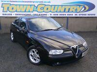 ***Sep 2001 Alfa Romeo 156 2.0 T SPARK SPORT 1 **MOT JULY 2017**( mondeo vectra 159 147 9-3 s40 )