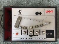 WEM Watkins Copicat tape echo/delay