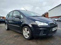 2007 (57 reg), Ford C-Max 1.6 16v Style MPV, FREE 12 MONTHS BREAKDOWN & 3 MONTHS WARRANTY, £1,695