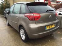 2011 CITROEN C4 PICASSO VTR+ 1.6 HDI DAMAGED REPAIRABLE STARTS & DRIVES