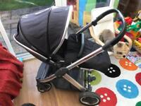 Oyster 2 pushchair plus extras