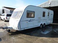 Coachman Wanderer Touring Caravan & FREE Starter Pack