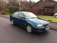 1998 Toyota avensis 1.8 . Only 53k miles . 1 owner from new