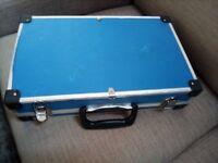 Blue Flight case