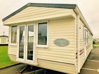 DG & CH 3 Bed Static Caravan For Sale At Sandy Bay Nr Whitley Creswell Amble Berwick Crimdon Haven
