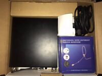 Audio - Technica Wireless Mic System