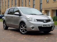 Nissan Note 1.6 16v N-TEC 5dr (2011) ***Low mileage 28000 only **