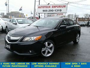 2013 Acura ILX Tech Pkg. Navigation/Camera/Sunroof