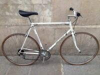 Peugeot Lautaret Vintage Fitness Road Bike - Size 58 - 12 speeds