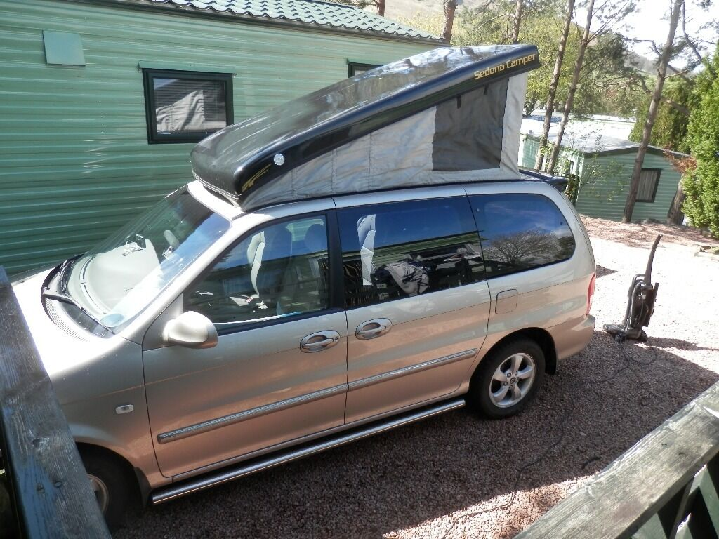 bongo buster kia sedona camper multi use vehicle in Used 2005 Mazda MPV 2005 Mazda Minivan