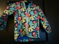 Boy jacket for 3-4 years