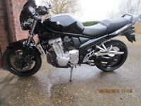 Suzuki 1250 Bandit K9 One owner 2009 Low Miles Full History Non ABS