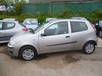 Fiat Punto,1242 cc 3 door hatchback,2 keys,clean tidy car,runs and drives well,cheap to insure,