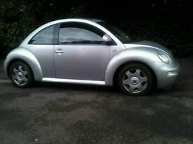 Vw beetle 2litre automatic