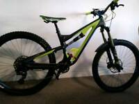 Scott genius lt 710 full carbon full suspension bike
