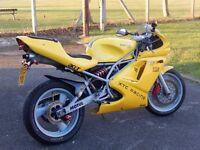 2005 SSACHS XTC 125cc