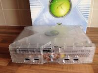 xbox crystal 2004 boxed complete with extras