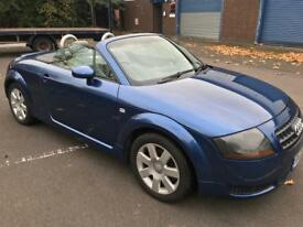 Audi TT Convertible - 1.8t 2005 - great car