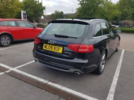 2009 Audi A4 S Line Avant 2.7 Tdi 190 bhp , automatic, Panoramic , Auto hold...