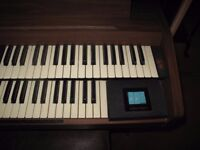 Hammond electric piano