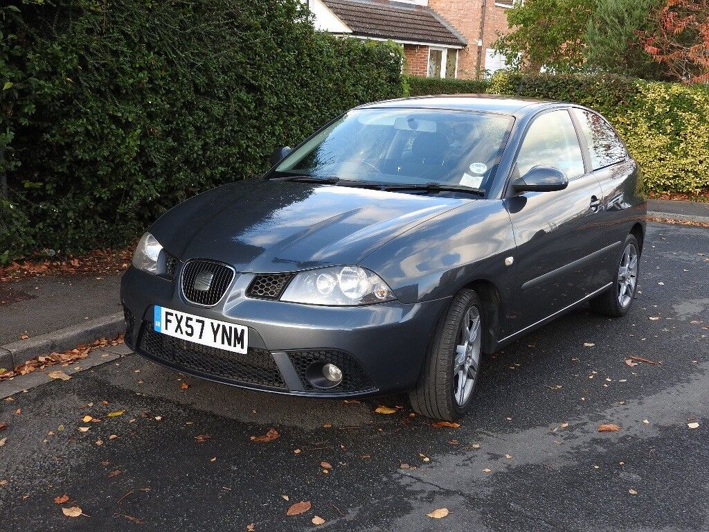 Seat IBIZA DAB 1.4 16v Special edition, good condition, serviced, recently inspected, MOT Sep 2018