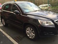 2008 Vw Tiguan excellent car inside out very cheap for this price compare from same car for sale.