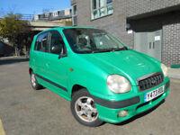 Small 1 Litre Auto Automatic 5 door Car HYUNDAI AMICA like corsa polo clio yaris micra fiesta A1 206