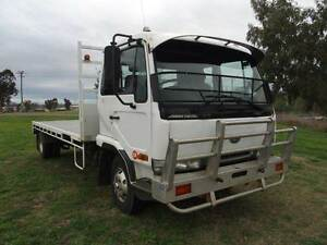 2000 UD MK235 Long 4x2 Traytop/5th Wheeler Truck. Inverell Inverell Area Preview