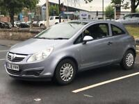 VAUXHALL CORSA 2009 (58 REG)*£1799*LONG MOT*IDEAL FIRST CAR**CHEAP CAR TO RUN*PX WELCOME*DELIVERY