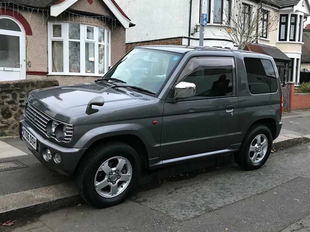 mitsubishi pajero mini 650cc in ilford london gumtree