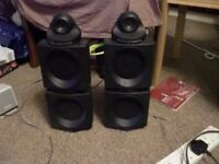 Wharfedale Modus Surround Speakers with tweeters